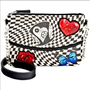 New Alice Through the Looking Glass Crossbody